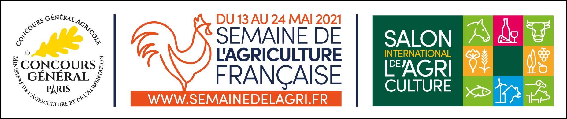 Logo du site de la semaine de l'agriculture